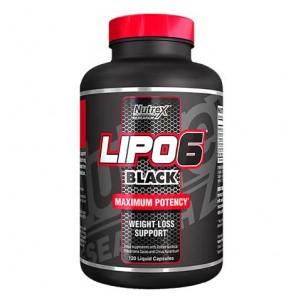 Nutrex LIPO-6 Black (120 caps)